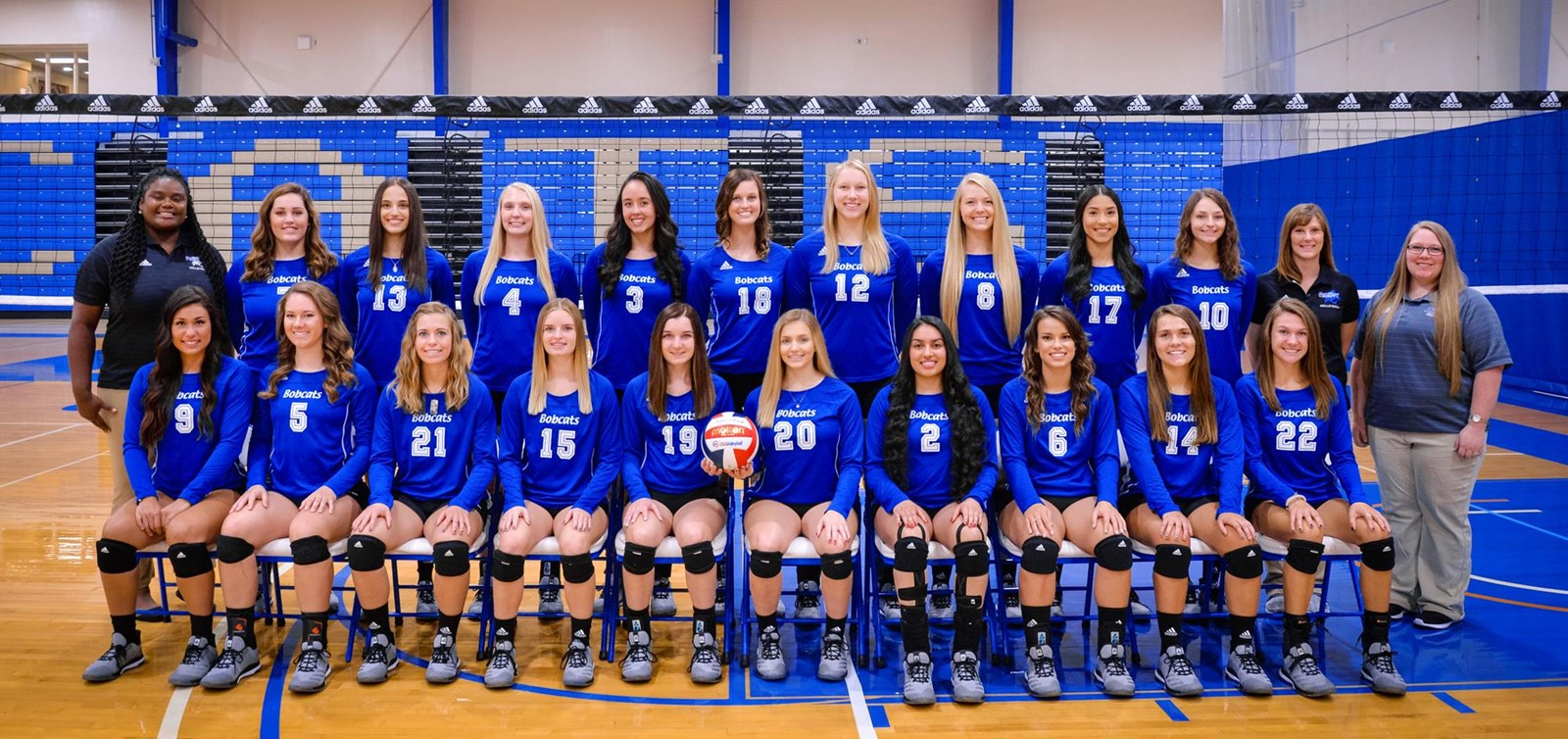 2018 Volleyball Roster Peru State College Athletics
