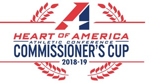 Heart of America Commissioner's Cup Logo HP Slide